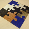tile floor puzzle inlay
