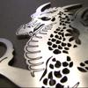 Stainless Steel Dragon